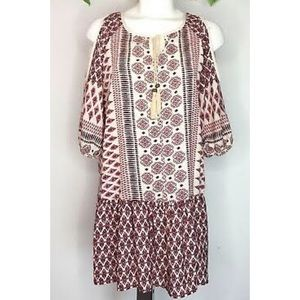 NWT Gibson Latimer Tunic Dress